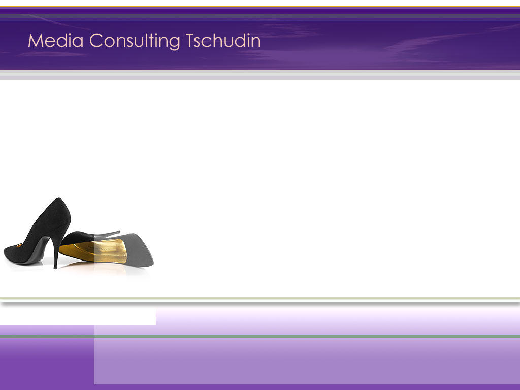 Homepage Beratung Webdesign - Media Consulting Tschudin Basel